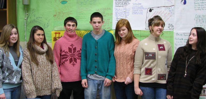 CHS am UGLYsweaters