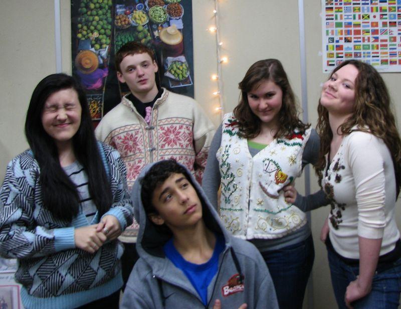 CHS pmUGLYsweaters